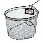 "Сетка для подсачека MIDDY Match Black Ltx 22"" Curved/Spoon Net ЛАТЕКС"