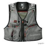 Жилет Shimano Mos-Shield Mesh Vest VE-002N Серебро размер 2XL (EU. XL)