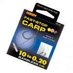 Поводки MIDDY Fast-Stop Carp Short HTN 12 to 0.20 (8pc pkt)