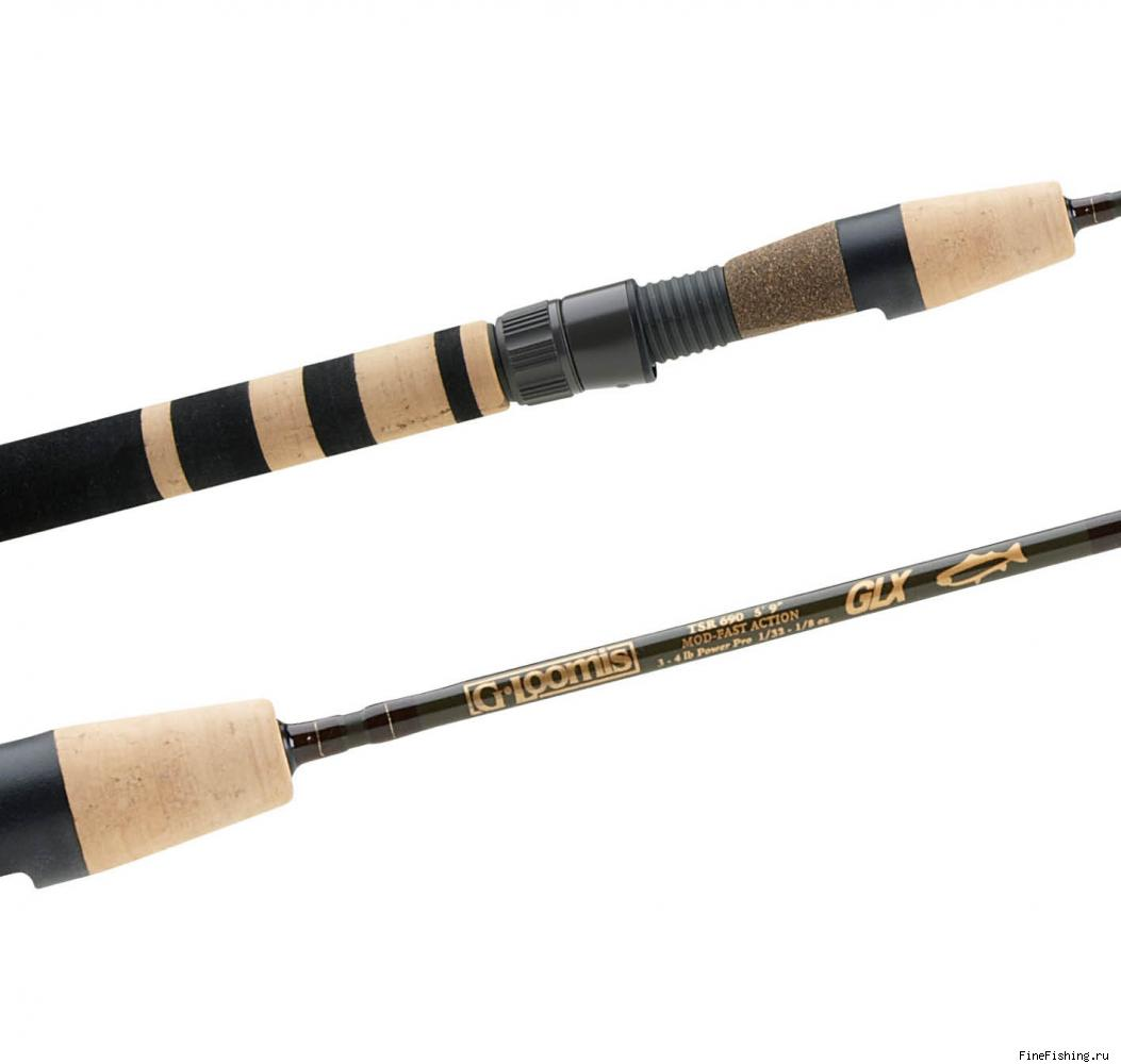 G.Loomis TROUT SERIES SPINNING RODS TSR801-2