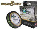 Шнур Power Pro Super 8 Slick 135м Aqua Green 0,19