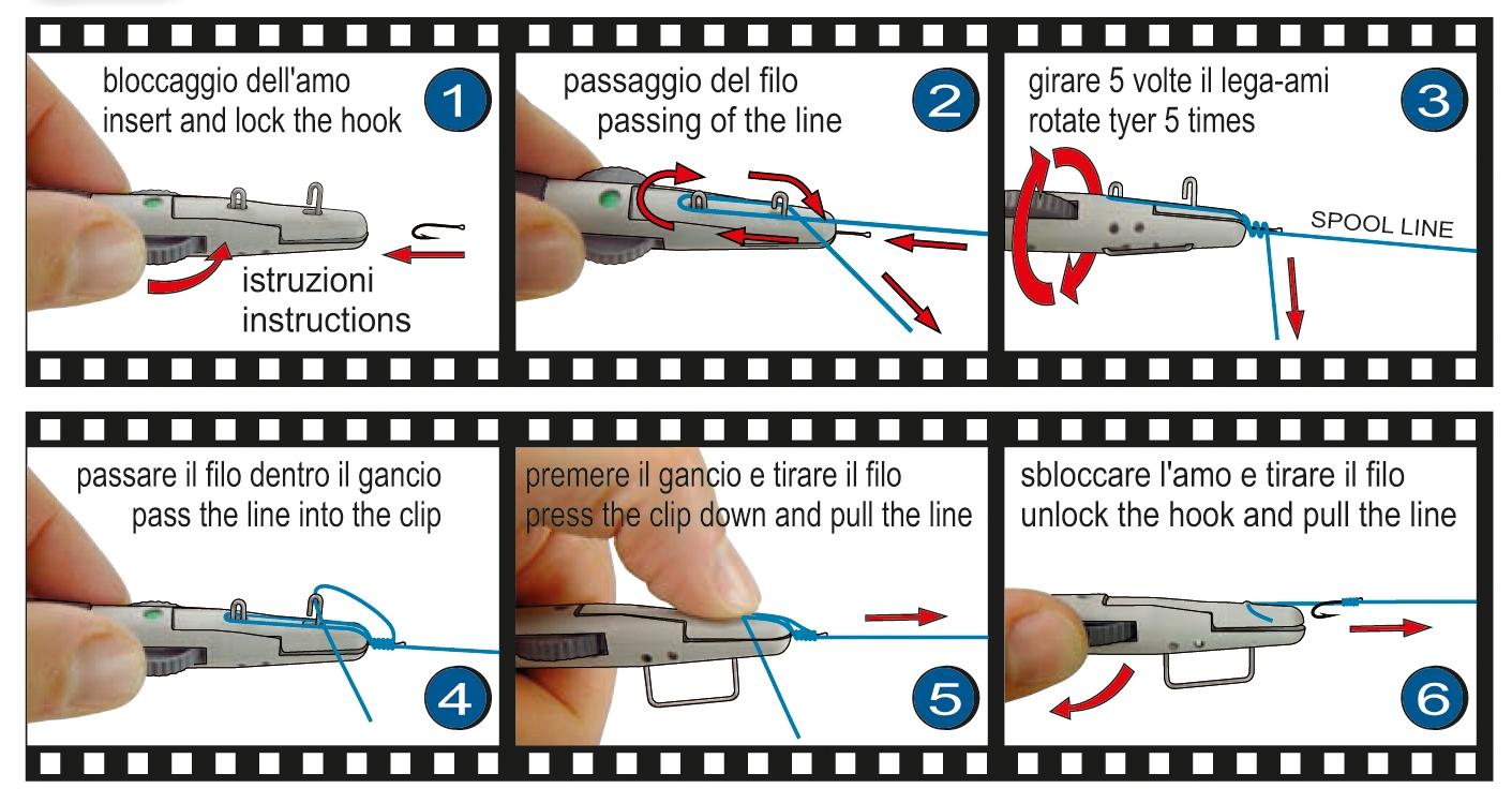 Рыболовный крючковяз: пошаговая инструкция как привязать крючок
