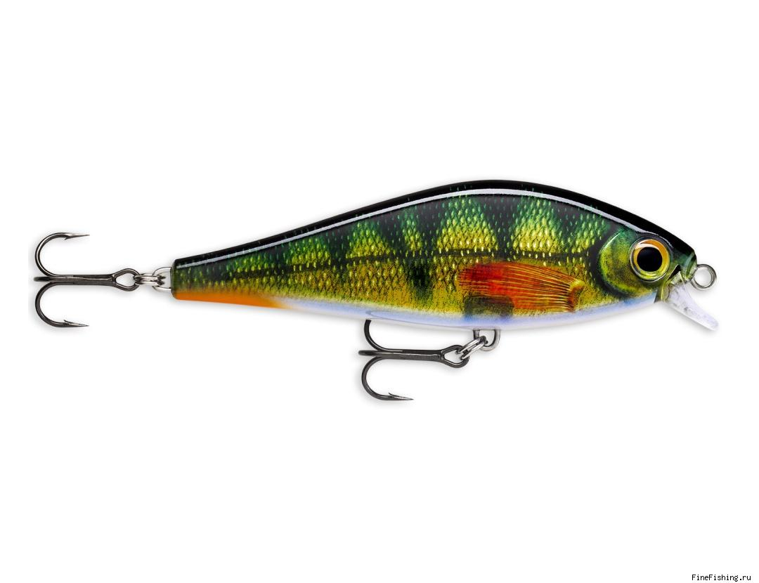 Воблер Rapala SUPER SHADOW RAP 16 цвет PEL