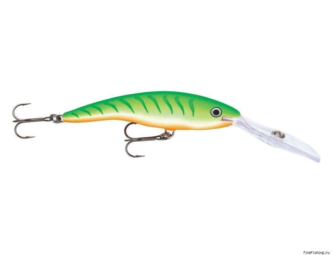 Воблер Rapala Tail Dancer Deep 13 цвет GTU