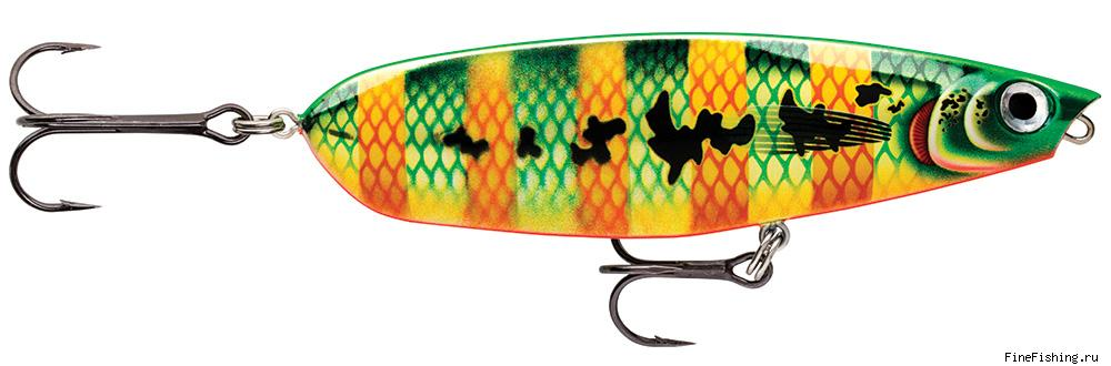 Воблер Rapala X-RAP SCOOP 14 цвет PCK